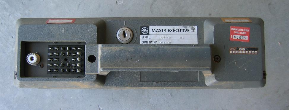 ii master manual ge